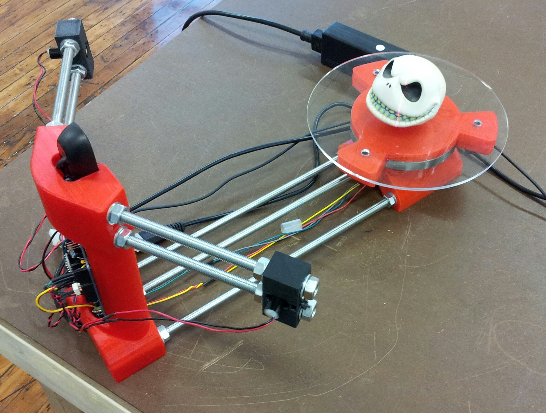 3D Scanner – Ocean State Maker Mill